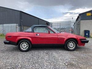 1982 Triumph TR7 at Morris Leslie Auction 17th August