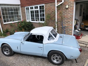 Triumph Spitfire MK2 modified 1966 car from HCC .. For Sale