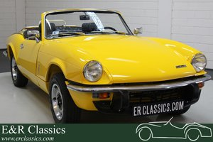 Triumph Spitfire MKIV Cabriolet 1972 Overdrive Restored For Sale