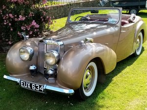 Triumph roadster 1949 For Sale