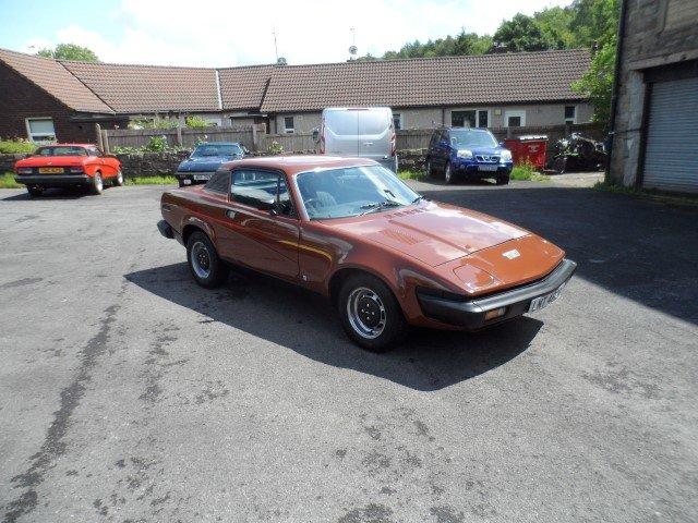 1976 Triumph TR7 FHC For Sale (picture 1 of 6)