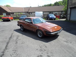 1976 Triumph TR7 FHC For Sale