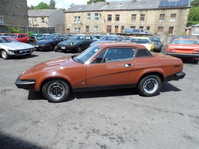 1976 Triumph TR7 FHC For Sale (picture 3 of 6)