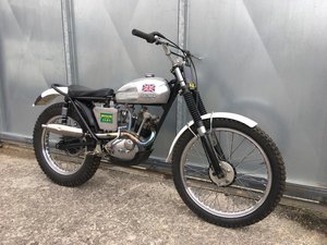 1962 TRIUMPH TIGER CUB PROPER CLASSIC TRIALS BIKE WITH V5 £4295