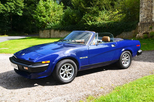 1981 TRIUMPH TR7 V8 CONVERTIBLE BY GRINNALL SOLD