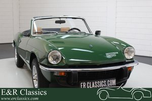 Triumph Spitfire 1500 1981 British Racing Green