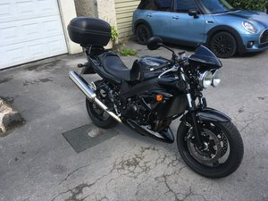 2006 Triumph speed four (excellent condition)