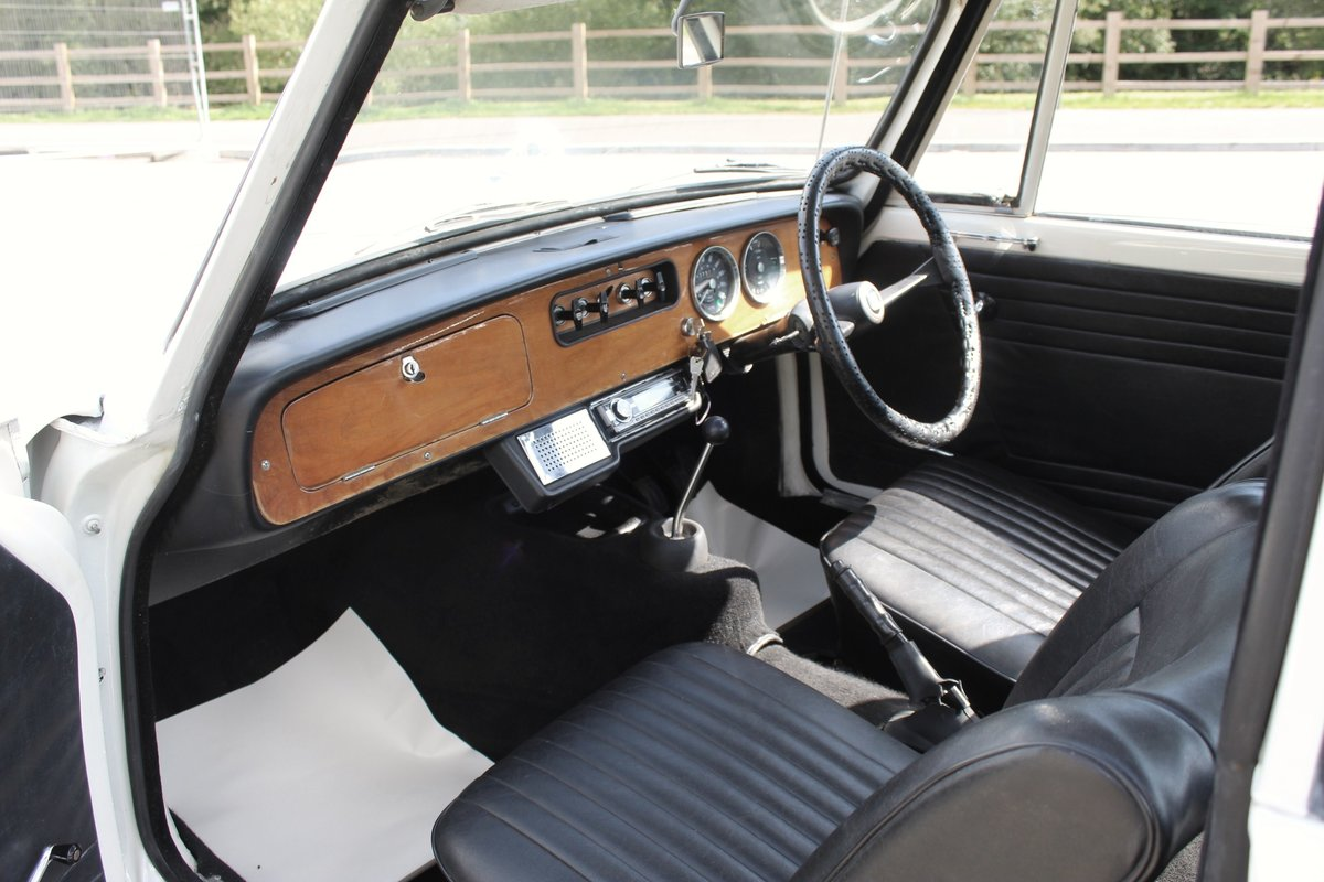 1970 Triumph Herald 13/60 Saloon , 53,000 Miles FSH SOLD (picture 5 of 6)
