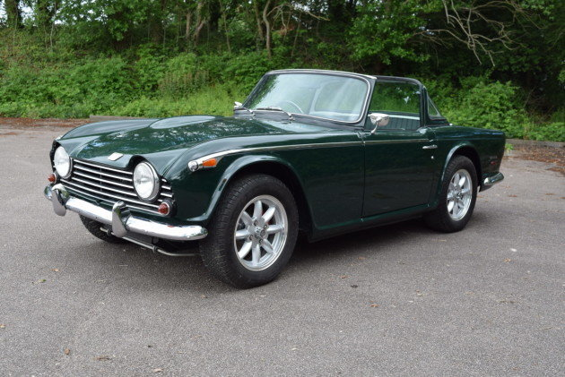 1967 Triumph TR 250 For Sale by Auction | Car And Classic