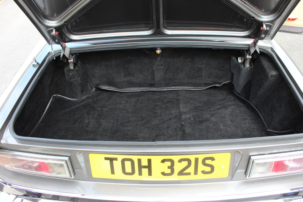 1978 Triumph Stag MK2 Manual With Overdrive V8 SOLD (picture 5 of 6)