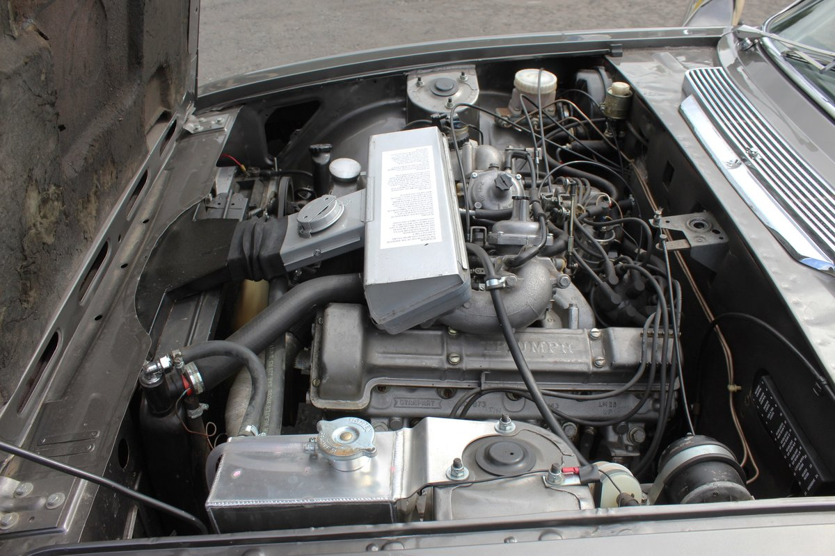 1978 Triumph Stag MK2 Manual With Overdrive V8 SOLD (picture 6 of 6)