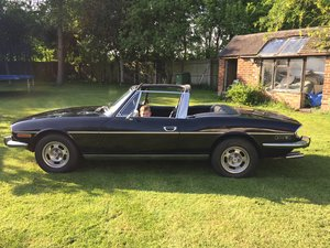 1972 Triumph Stag 3.0 V8 Manual with O/D For Sale