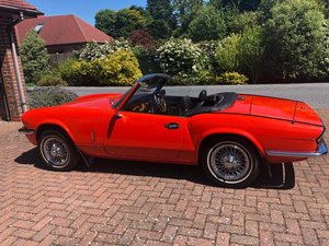 1978 Lovely original Triumph Spitfire For Sale