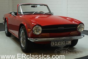 Triumph TR6 cabriolet 1969 In top condition For Sale