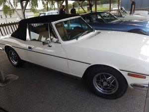 1975 Triumph stag For Sale