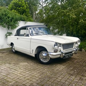 1963 Triumph Vitesse 6 2.0 For Sale
