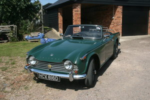 1966 Triumph TR4 A Great runner For Sale
