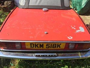 1970 Triumph spitfire For Sale