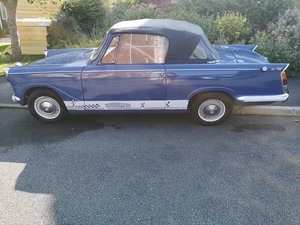 1961 Triumph Herald Convertible SOLD