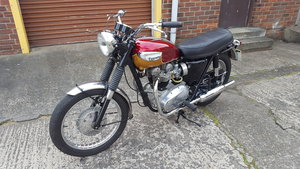 Picture of 1967 Triumph T120R 650 Bonneville