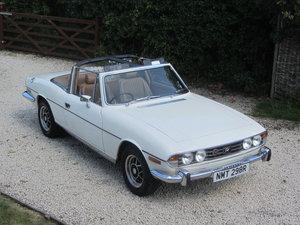 Triumph Stag 1976  For Sale