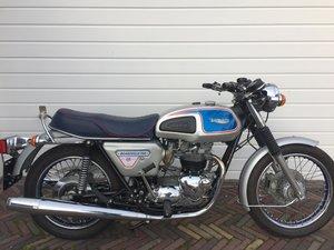 1977 Bonneville Silver Jubilee For Sale