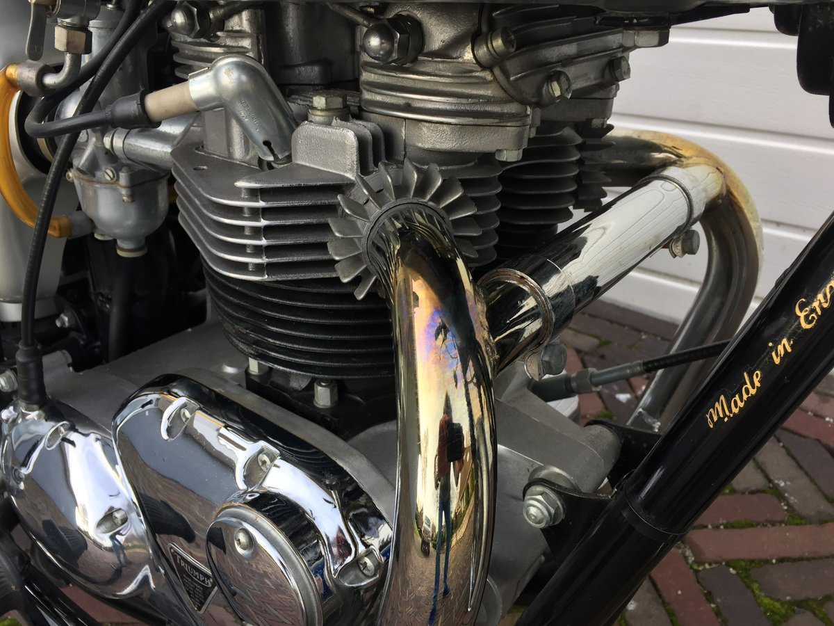1977 Bonneville Silver Jubilee For Sale (picture 3 of 6)