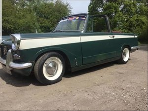 1966 Triumph herald convertable tristan conversion For Sale