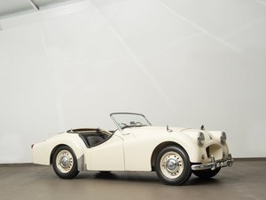 1954 Triumph TR2  For Sale by Auction