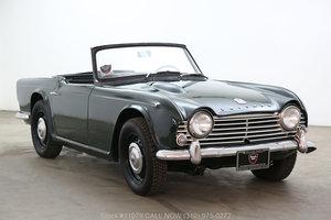 1963 Triumph TR4 For Sale