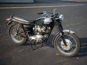 1970 Triumph 650  For Sale by Auction