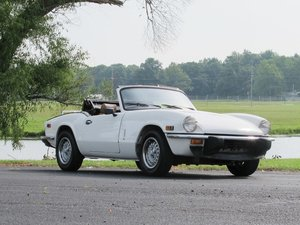 1977 Triumph Spitfire  For Sale by Auction