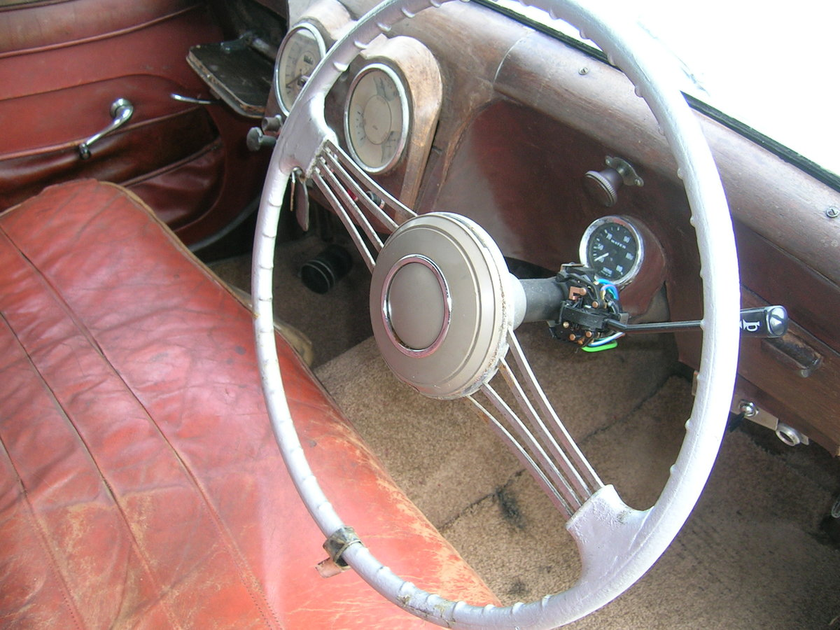 1949 Triumph 2000 Roadster TRA Historic Project  For Sale (picture 6 of 6)
