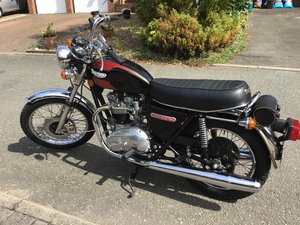 1976 Triumph Bonneville T140V Immaculate Low Mileage