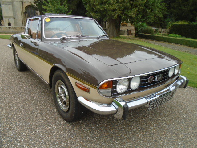 1971 Triumph Stag MK1. 4 owner car.  For Sale (picture 1 of 6)