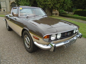 1971  Triumph Stag MK1. 4 owner car. Hardtop included.