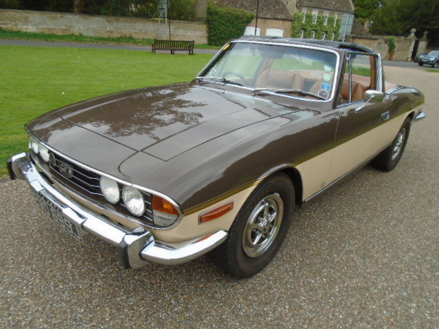 1971 Triumph Stag MK1. 4 owner car.  For Sale (picture 2 of 6)