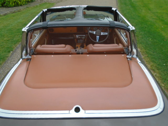 1971 Triumph Stag MK1. 4 owner car.  For Sale (picture 4 of 6)