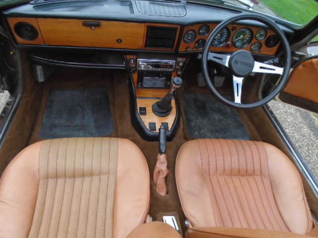 1971 Triumph Stag MK1. 4 owner car.  For Sale (picture 5 of 6)