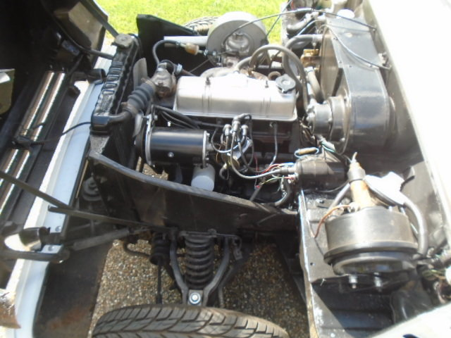 1970 Triumph Herald 13/60 Convertible.  For Sale (picture 6 of 6)