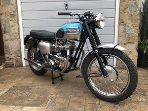 1961 triumph Bonneville T120  SOLD