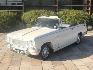 1963 Triumph Vitesse 6 2.0