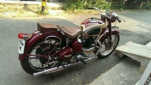 1949 Triumph 5T Twin !!BARGAIN!! Classic Bike For Sale