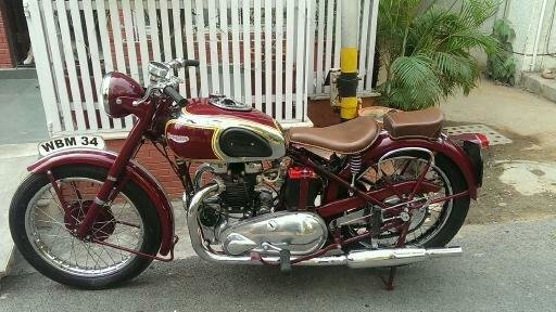1949 Triumph 5T Twin !!BARGAIN!! Classic Bike For Sale (picture 4 of 6)