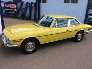 Triumph stag 3.0lt 20000 only..all original..fsh ! For Sale