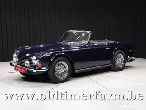 1967 Triumph TR250 '67 For Sale