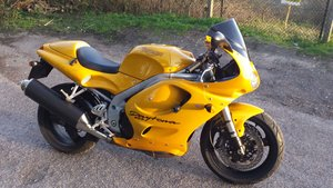 1999 Triumph daytona 955i 14000 miles only For Sale