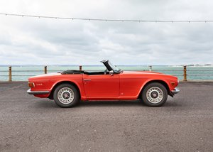 1972 Triumph TR6 SOLD by Auction