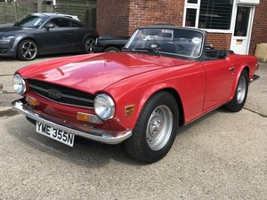 Picture of 1975 TRIUMPH TR6 U.K R.H.D SOLD