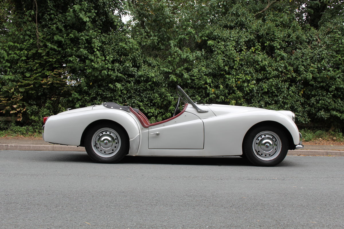 1959 Triumph TR3A For Sale (picture 7 of 19)